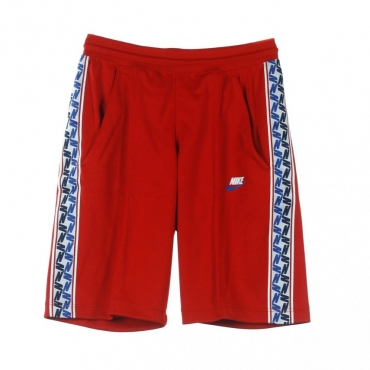 PANTALONE CORTO TAPED SHORT POLY UNIVERSITY RED/SAIL