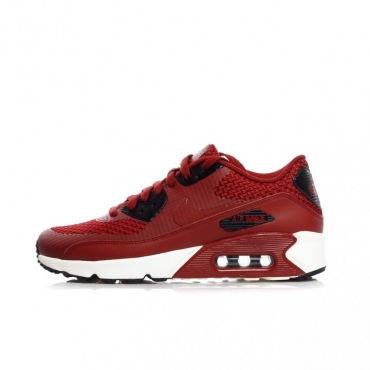 classic fit 60cdc 595d5 LOW SHOE AIR MAX 90 ESSENTIAL BLACK   RED CRUSH   Bowdoo.com