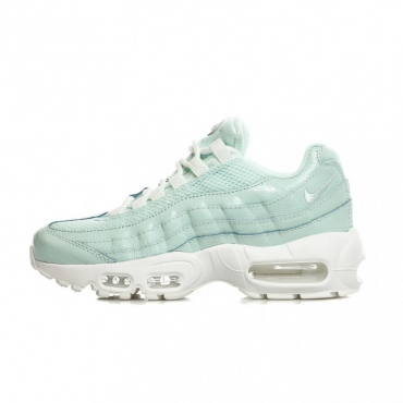 SCARPA BASSA WMNS AIR MAX 95 PRM IGLOO/IGLOO/SUMMIT WHITE