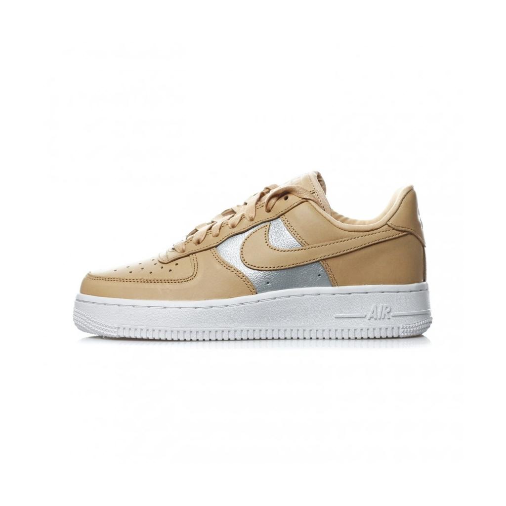 Nike AIR FORCE 1 07 LEATHER W Bianco Scarpe Sneakers basse