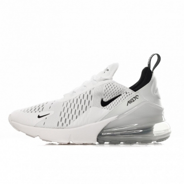 SCARPA BASSA AIR MAX 270 GS WHITE/BLACK/WHITE