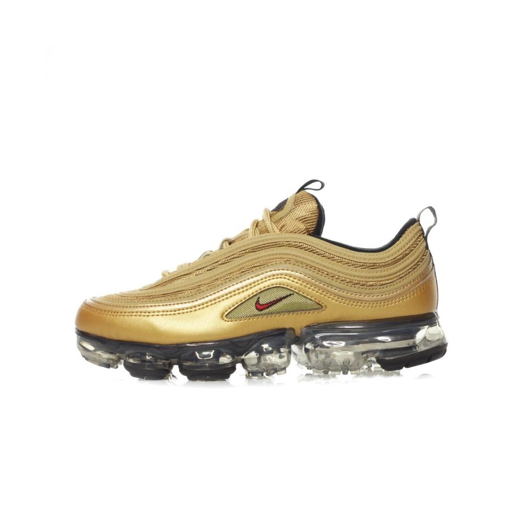 premium selection 9268f 1d50a LOW SHOE AIR VAPORMAX 97 METALLIC GOLD / VARSITY RED | Bowdoo.com