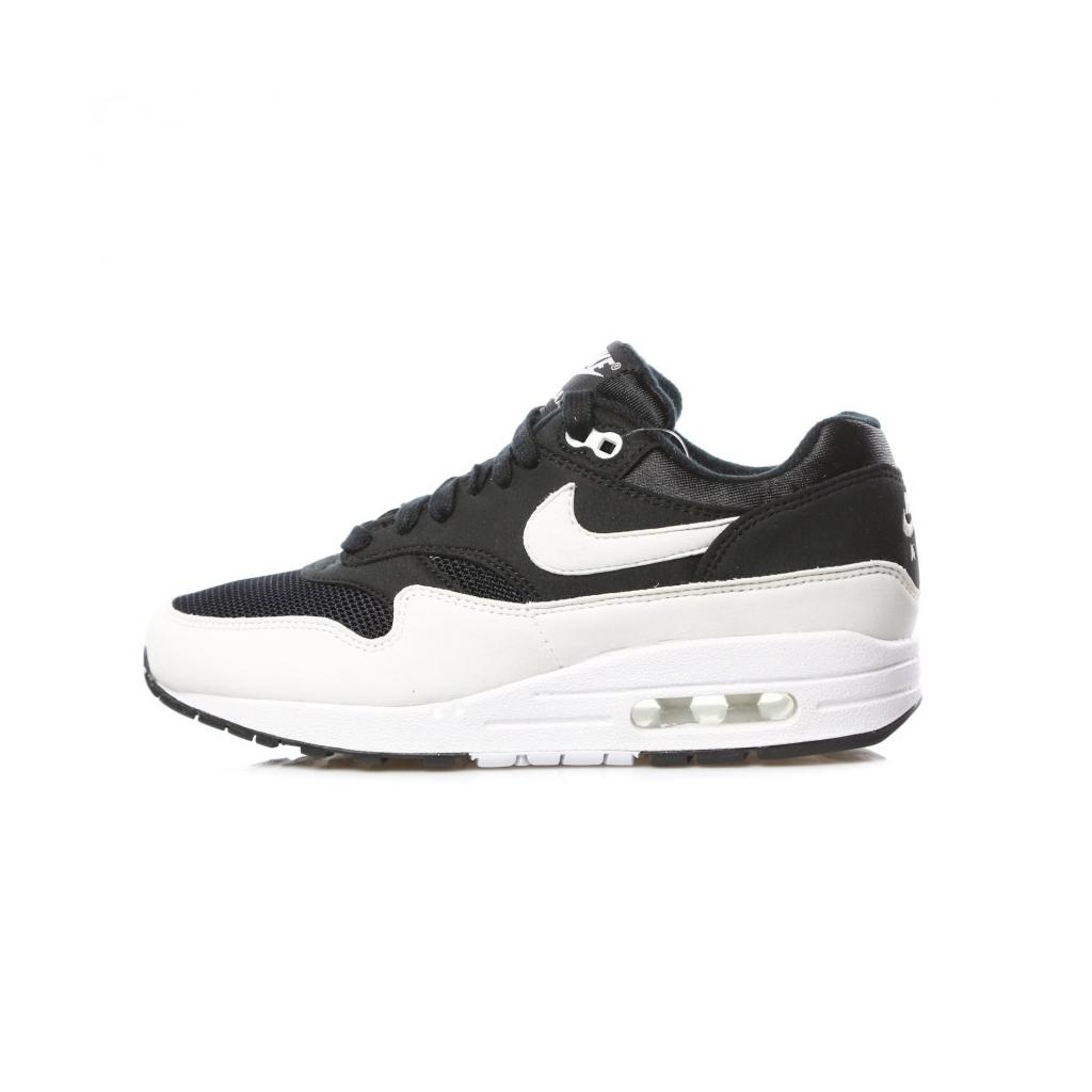 NIKE SCARPA BASSA WMNS AIR MAX 1 BLACKWHITE Sneakers |