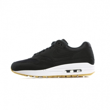 SCARPA BASSA WMNS AIR MAX 1 BLACK/BLACK/GUM LIGHT BROWN
