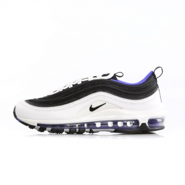 SCARPA BASSA AIR MAX 97 WHITE/BLACK/PERSIAN VIOLET