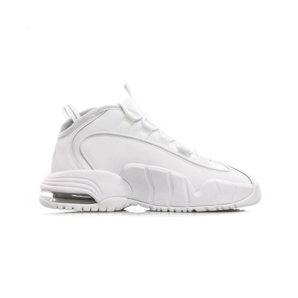 Scarpa Silver Max Whitewhitemetallic Snea Penny Air Nike Alta Zw6RRP