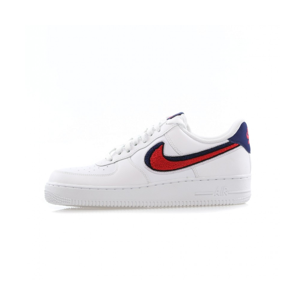 LOW SHOE AIR FORCE 1 07 LV8 WHITE