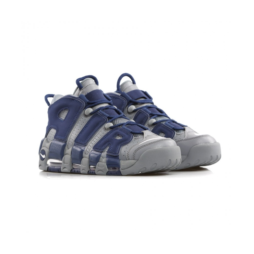 32a86244477848 HIGH SHOE AIR MORE UPTEMPO 96 COOL GRAY   WHITE   MIDNIGHT NAVY