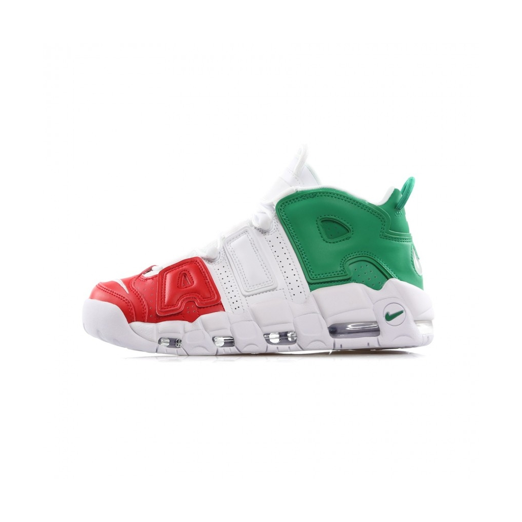 ... SCARPA ALTA AIR MORE UPTEMPO 96 ITALY QS UNIVERSITY RED WHITE LUCID  GREEN ... 4406e529ee0
