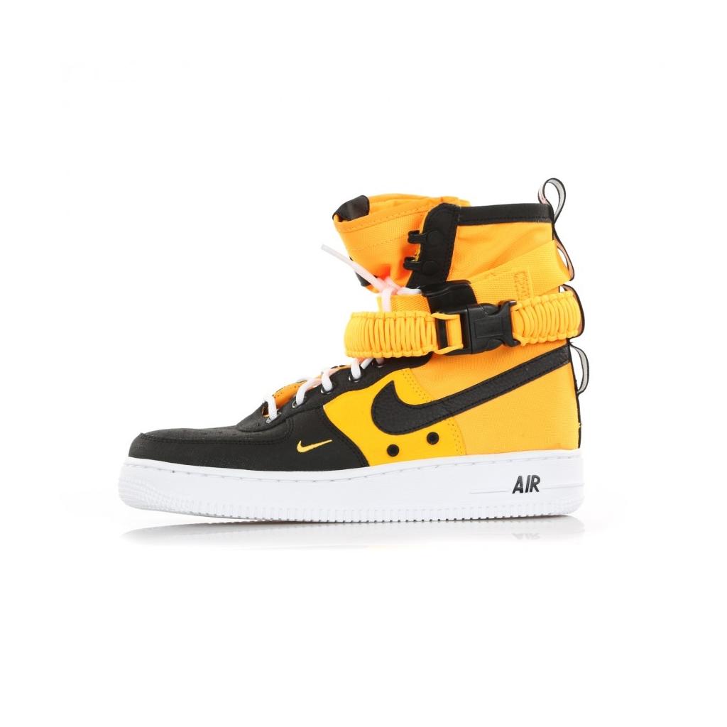 best sneakers 69679 378fe ... SCARPA ALTA SF AIR FORCE 1 LASER ORANGEBLACKWHITE ...