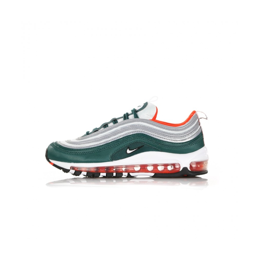 wholesale dealer 525eb 215d1 LOW SHOE AIR MAX 97 RAINFOREST   WHITE   TEAM ORANGE   BLACK