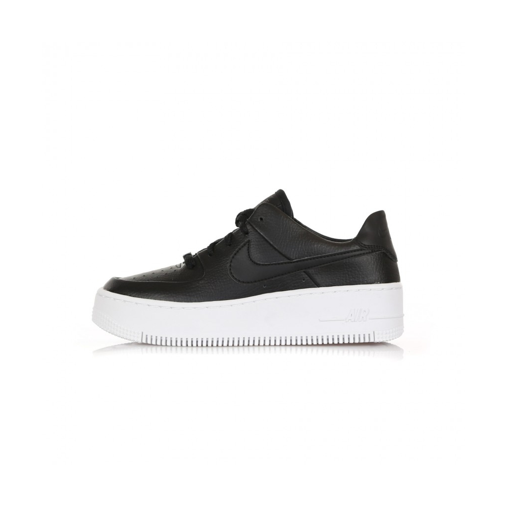 quality design 11d5f 7355b LOW SHOE W AF1 SAGE LOW BLACK / BLACK / WHITE | Bowdoo.com