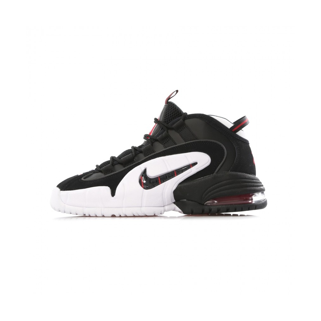 HIGH AIR MAX PENNY SHOES BLACK BLACK WHITE |