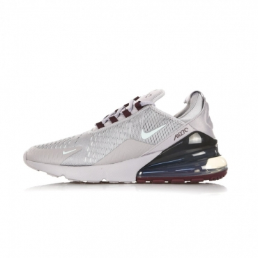 SCARPA BASSA AIR MAX 270 ATMOSPHERE GREY/LIGHT SILVER
