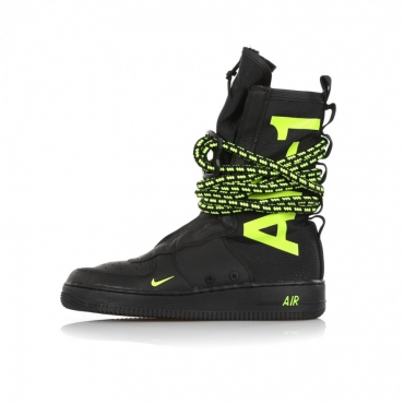 SCARPA ALTA SF AIR FORCE 1 HI BLACK/VOLT/BLACK/