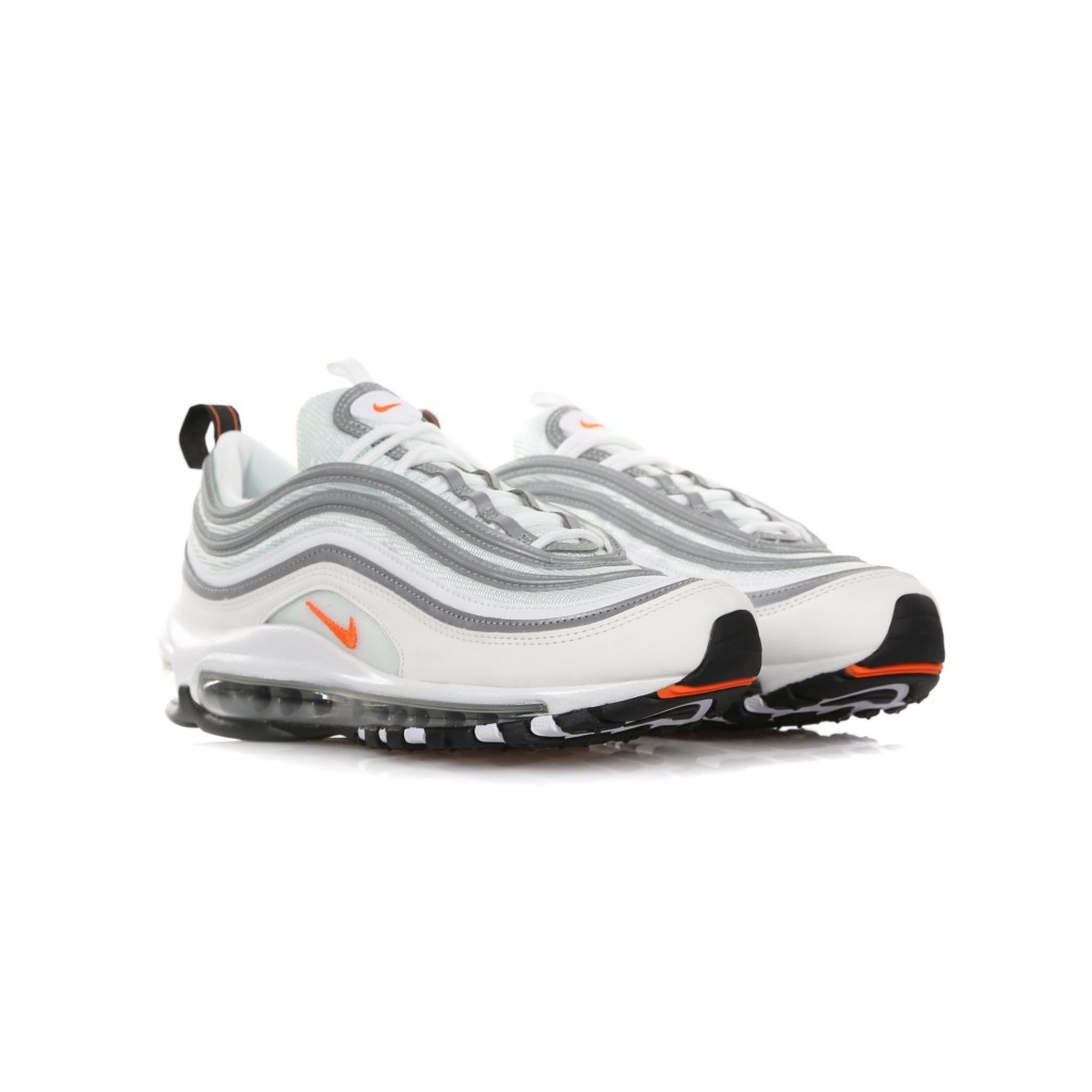 LOW SHOE AIR MAX 97 WHITE   CONE   METALLIC SILVER 59a4c477e