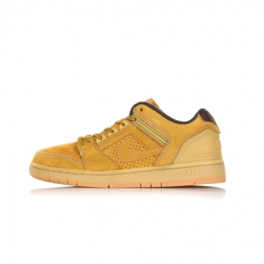 SCARPE SKATE SB AIR FORCE II LOW PRM BRONZE/BRONZE/BAROQUE BROWN