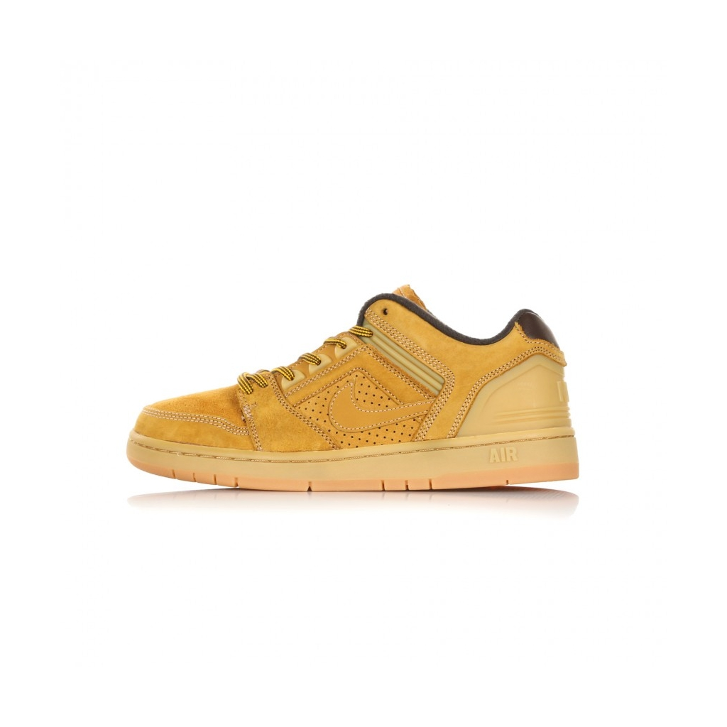 best website 42e20 8bacd SHOES SKATE SB AIR FORCE II LOW PRM BRONZE   BRONZE   BAROQUE BROWN