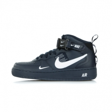 SCARPA ALTA AF1 MID 07 LV8 OBSIDIAN/WHITE/BLACK/TOUR YELLOW
