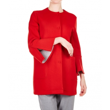 Cappotto in neoprene Red