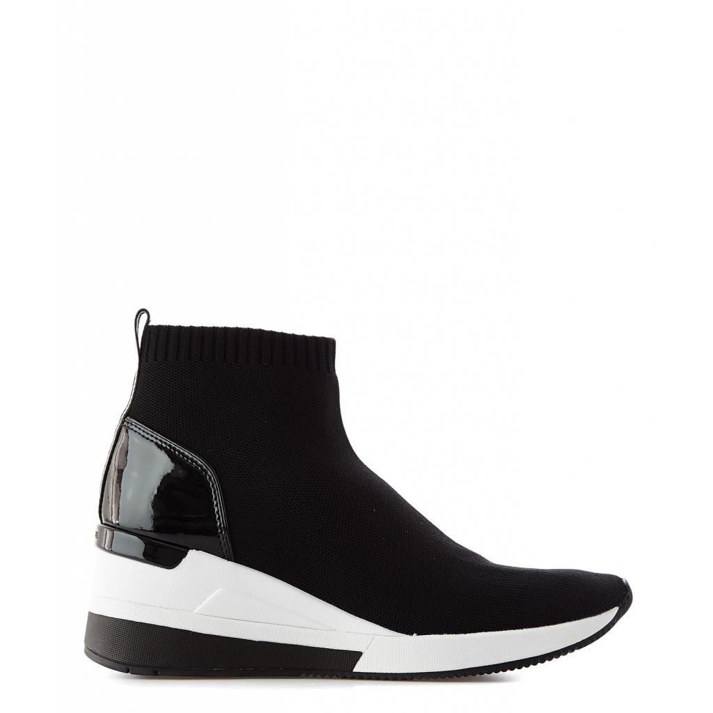 1154a8d6f7e Sock sneaker Skyler Bootie Black