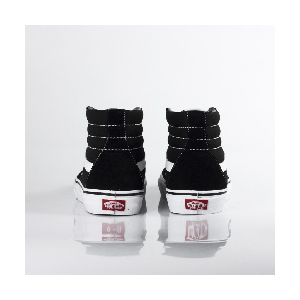 SCARPA ALTA SK8-HI BLACK/BLACK/WHITE