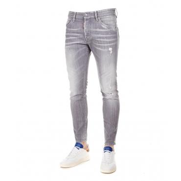 Jeans Skinny Dan Grey