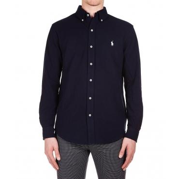 Camicia in cotone Blue