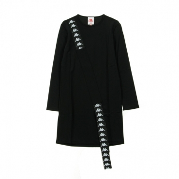 VESTITO BANDA AOKORO BLACK/WHITE