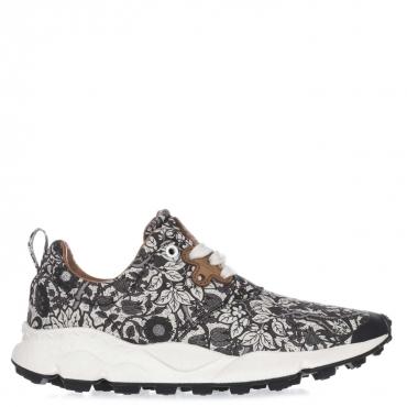 Sneakers Brierro in tela con fantasia floreale  9101LIGHTGRE