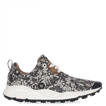 Sneakers Brierro in tela con fantasia floreale  9101LIGHTGRE