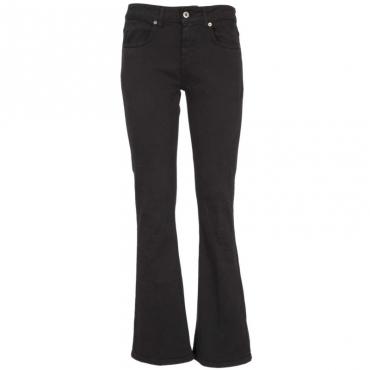 Jeans Trumpette in cotone 999