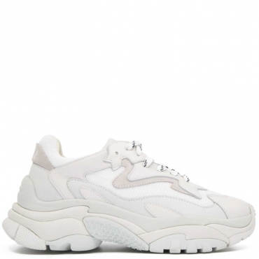 Sneakers stringate Addict OFF/WHITE