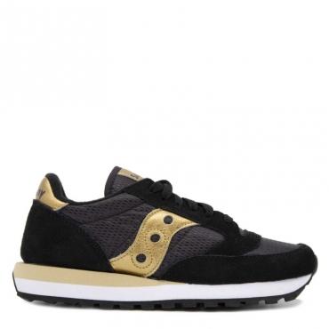 Sneaker Jazz Original oro e nero BLACK/GOLD