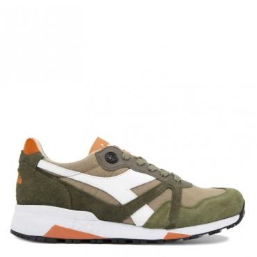 Sneaker Heritage N9000 30126MARRONE