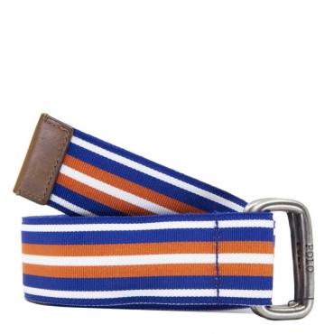 Cintura a strisce tricolori UNICO