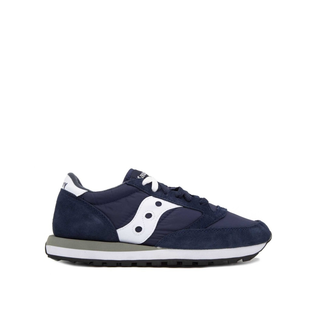 SAUCONY ORIGINALS - Sneakers Jazz Original blu marine NAVY WHITE ... 6083da9f18a