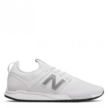 Sneaker bianche casual 247 WHITE/SILVER