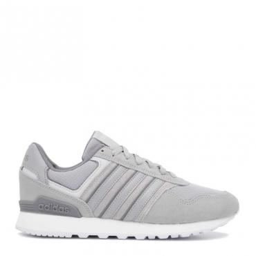 Sneakers 10K grigie con suola in contrasto GRETWO/GRETWO/G