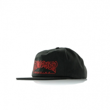CAPPELLO SNAPBACK CHINA BANKS SNAPBACK BLACK