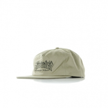 CAPPELLO SNAPBACK WITCH SNAPBACK TAN
