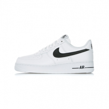SCARPA BASSA AIR FORCE 1 07 3 WHITE/BLACK