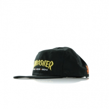 CAPPELLO SNAPBACK GOLDYEARS CAPTAIN THRASHER X SAN FRANCISCO GIANTS BLACK