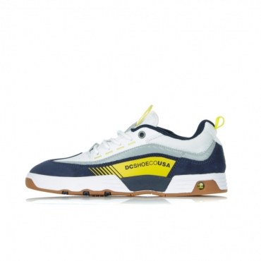 SCARPE SKATE LEGACY 98 SLIM S WHITE/YELLOW/BLUE