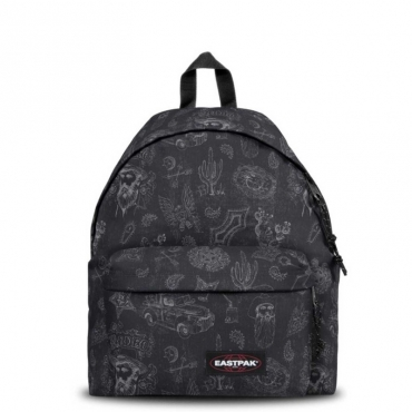 Zaino Padded Pakr West Black
