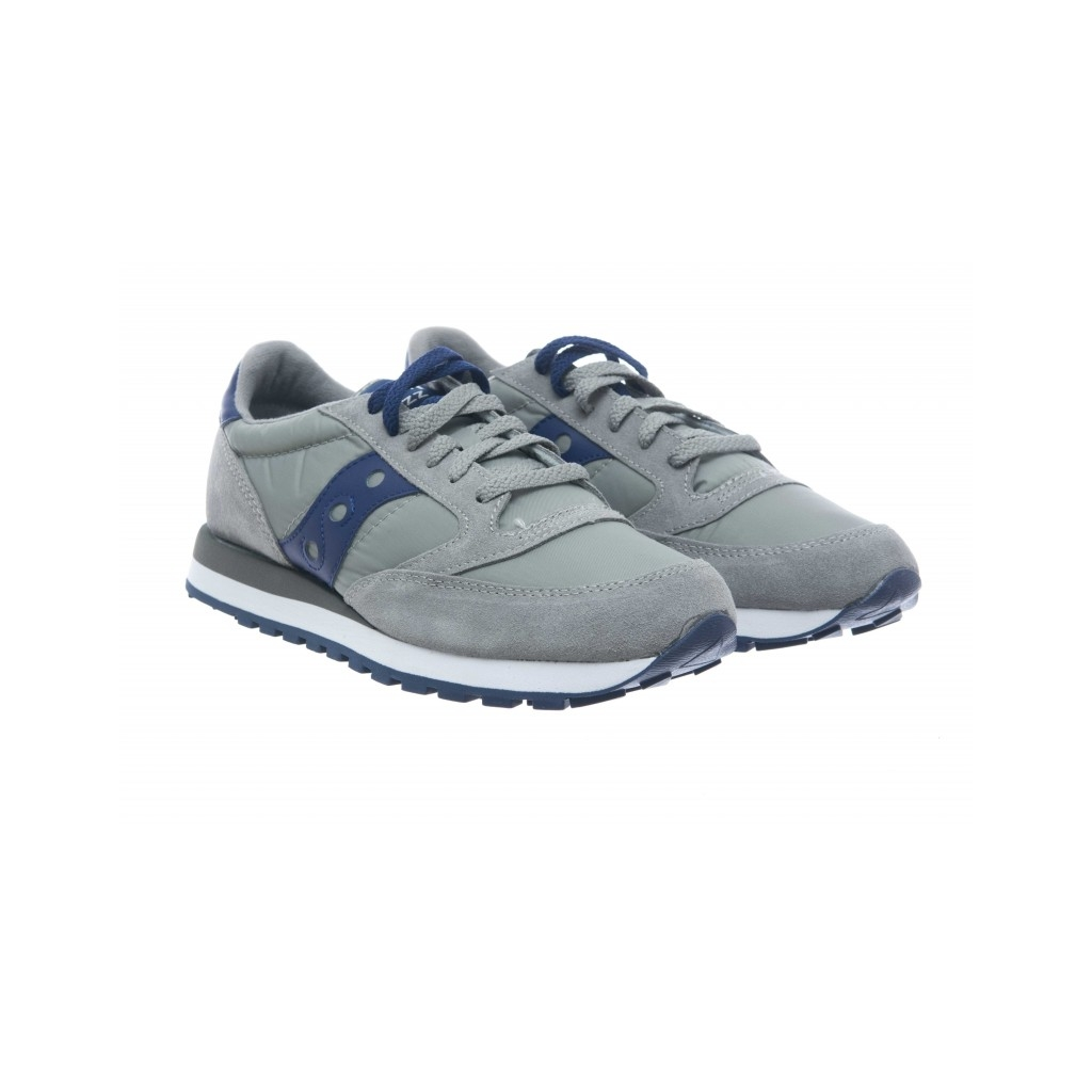 4fc53bffdd Saucony - Scarpe - 2044 jazz man 307 - Grey blue - Sneakers |Bowdoo...