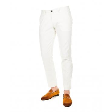 Pantalone chino White