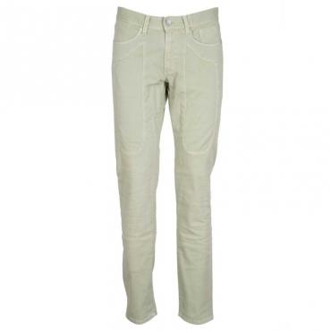 Pantaloni slim fit 5 tasche 5101VERDE