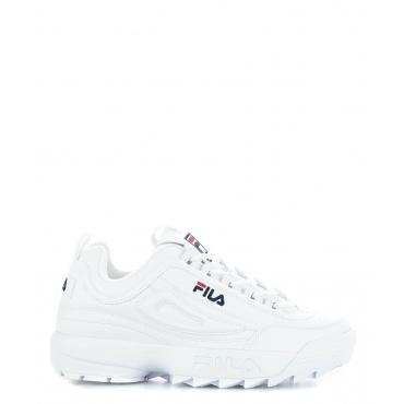 Sneaker Disruptor Low White