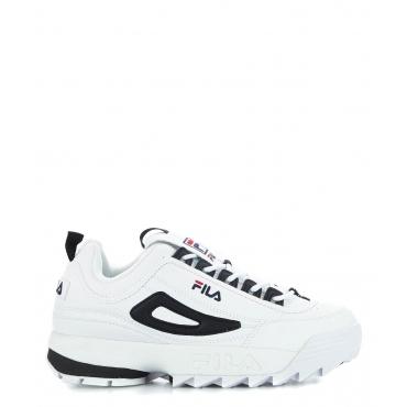 Sneaker Disruptor CW Low White